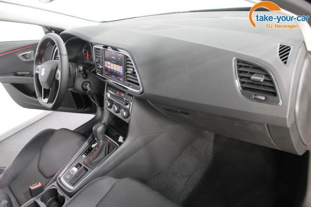 Seat Leon FR DSG NAVI ACC PANORAMA LED SHZ PDC v+h 18ALU KLIMAAUTOMATIK FullLink