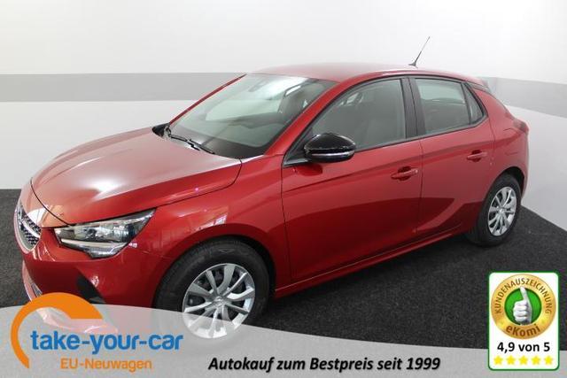 Opel CORSA F MODELL - EDITION PDC RFK BLUETOOTH MirrorLink KLIMA DAB Vorlauffahrzeug