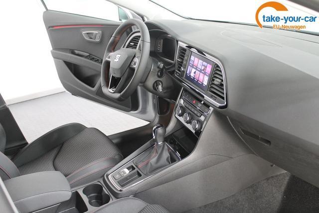 Seat Leon ST FR LED NAVI SHZ ACC PDC v+h VirtualCockpit