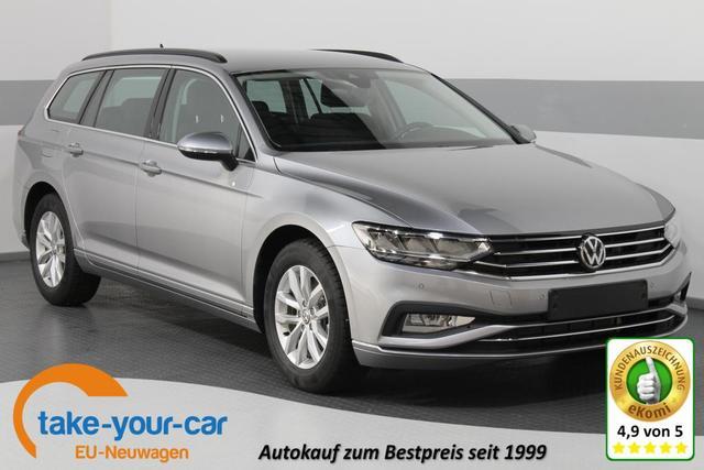 Volkswagen Passat Variant - BUSINESS DSG NAVI ACC ParkPilot SHZ Vorlauffahrzeug