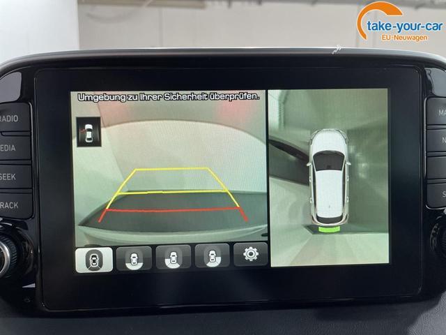 Hyundai TUCSON IMPRESSION DCT ACC NAVI LED SHZ 360KAMERA BSD SMART KEY