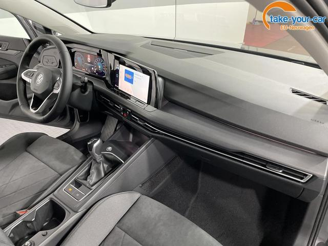 Volkswagen Golf VIII STYLE PLUS IQ.LED KEYLESS 18ALU NAVI PARK ASSIST RFK ACC