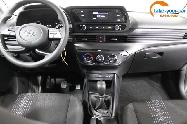 Hyundai i20 LIFE NEU RADIO KLIMA EL.PAKET