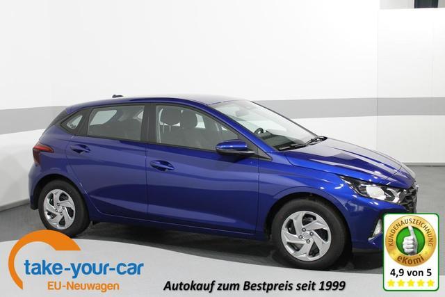 Hyundai i20 - LIFE NEU RADIO KLIMA EL.PAKET Vorlauffahrzeug
