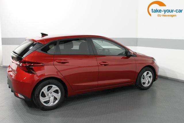 Hyundai i20 COMFORT KLIMA RFK PDC TEMPOMAT