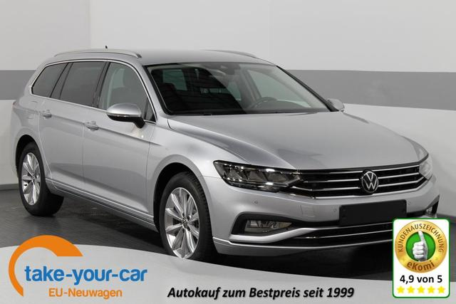 Volkswagen Passat Variant - BUSINESS EDITION DSG NAVI ACC LED SHZ ParkPilot DAB Vorlauffahrzeug