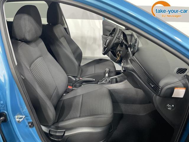 Hyundai i20 COMFORT PLUS DCT MHEV RFK SHZ PDC KLIMAAUTOMATIK TEMPOMAT