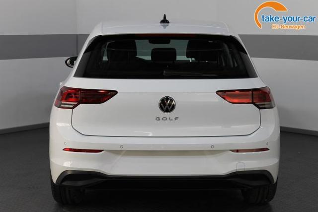Volkswagen Golf VIII LIFE PLUS ACC LED RFK AppConnect ActiveInfoDisplay ParkPilot