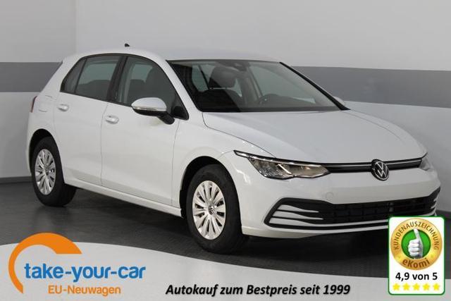 Volkswagen Golf VIII - EDITION PDC v h LED Licht/Regensensor KLIMAAUTOMATIK ActiveInfoDIsplay Vorlauffahrzeug