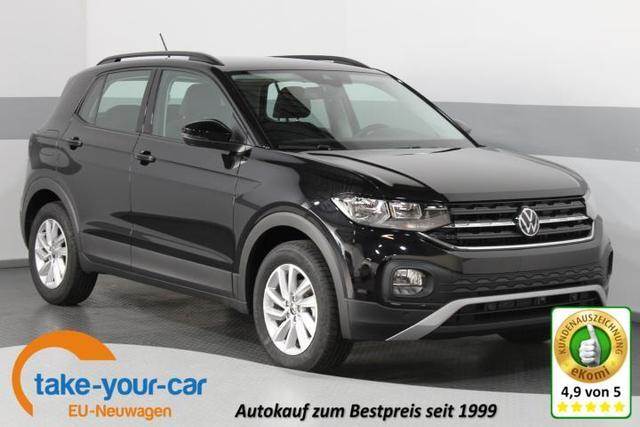 Volkswagen T-Cross - LIFE SHZ KLIMAAUTOMATIK ParkPilot BSD Vorlauffahrzeug