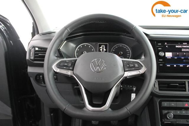 Volkswagen T-Cross LIFE SHZ RFK ActiveInfoDisplay NSW App-Connect KLIMAAUTOMATIK ParkPilot BSD