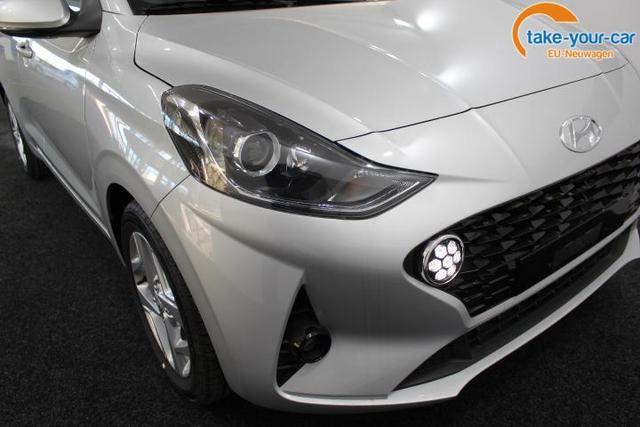 Hyundai i10 STYLE PLUS KLIMAAUTOMATIK ALU TEMPOMAT RFK AndroidAuto CarPlay