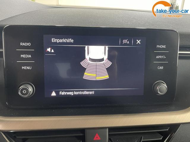 Skoda Kamiq STYLE PLUS KESSY LED PDC SmartLink KLIMAAUTOMATIK TEMPOMAT