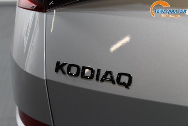 Skoda Kodiaq SportLine DSG AHK ACC SHZ KESSY LED RFK PDC v+h