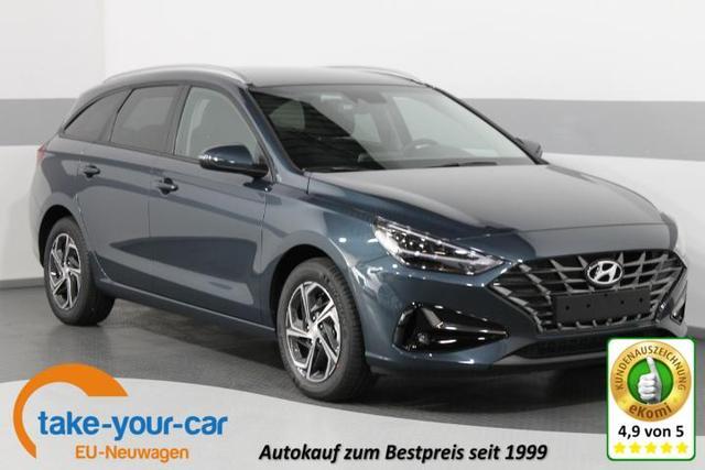Hyundai i30 Wagon FACELIFT - STYLE PLUS LED KLIMAAUTOMATIK RFK TEMPOMAT Vorlauffahrzeug