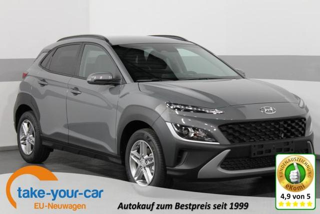Hyundai KONA FACELIFT - STYLE PLUS MHEV DigitalCockpit RFK KLIMAAUTOMATIK TEMPOMAT Vorlauffahrzeug