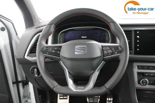 Seat Ateca NEU FR PLUS DSG AWD NAVI ACC SHZ ParkAssist DigitalCockpit KESSY El.Heckklappe