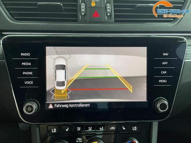 Skoda Superb Facelift STYLE PLUS NAVI ActiveInfoDIsplay RFK ACC LED-MATRIX KESSY ParkAssist SHZ