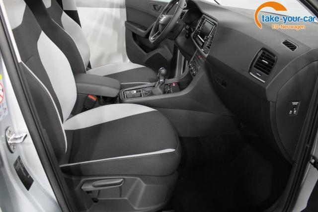Seat Ateca NEU REFERENCE PLUS TEMPOMAT KLIMAAUTOMATIK Full Link PDC ALU FrontAssist