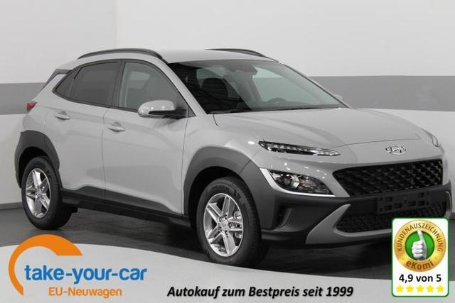 Hyundai KONA FACELIFT - STYLE PLUS KLIMAAUTOMATIK RFK PDC ALU Vorlauffahrzeug