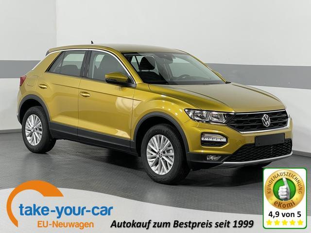 Volkswagen T-Roc - BUSINESS NAVI RFK SHZ ParkPilot ACC KEYLESS Vorlauffahrzeug