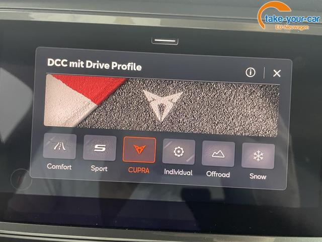 Cupra Ateca 2.0 TSI 300cv 4DRIVE START/STOP DSG 7 BREMBO ACC DCC LED