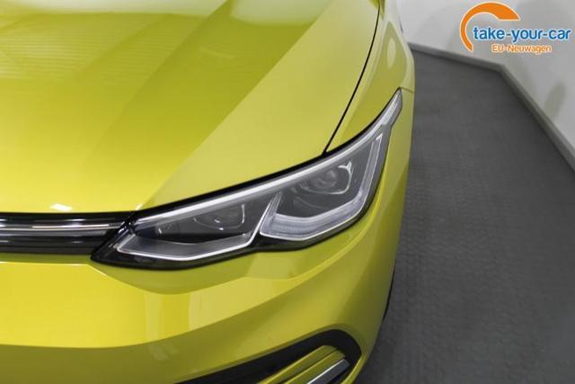 Volkswagen Golf VIII Variant STYLE PLUS IQ-Matrix SHZ NAVI PDC v+h AirCare ACC 18ALU ActiveInfoDIsplay