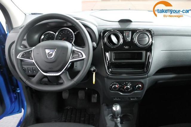 Dacia Lodgy LOOK 7-Sitzer KLIMA EL.PAKET PDC