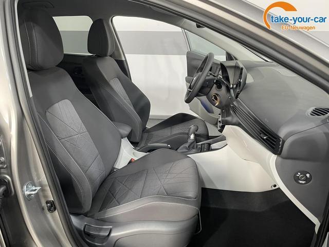 Hyundai BAYON PREMIUM NAVI SHZ LED digitales Display KLIMAAUTOMATIK