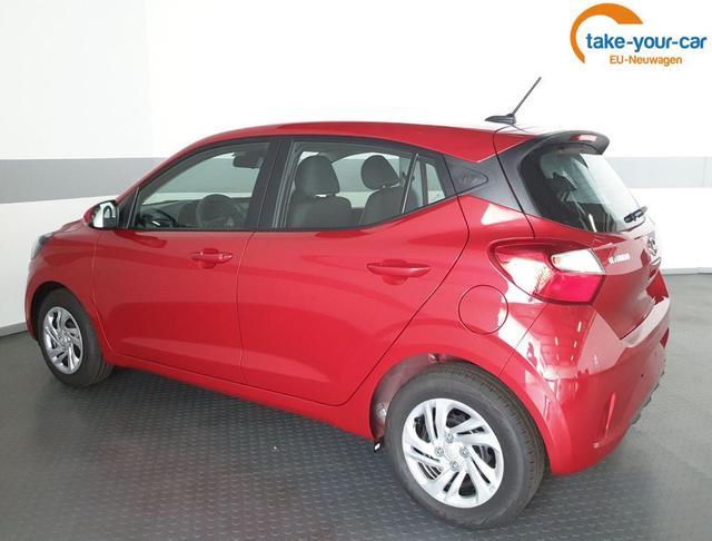 Hyundai / i10 / Rot / Comfort /  /