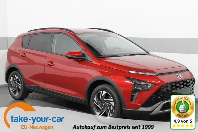 Hyundai BAYON - STYLE LED digitales Display KLIMAAUTOMATIK RFK PDC TEMPOMAT Vorlauffahrzeug