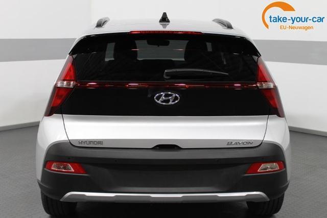 Hyundai BAYON STYLE LED digitales Display KLIMAAUTOMATIK RFK PDC TEMPOMAT