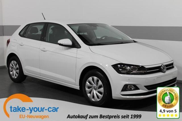 Volkswagen Polo - EDITION ACC RFK ParkPilot SHZ KLIMAAUTOMATIK Regensensor Vorlauffahrzeug