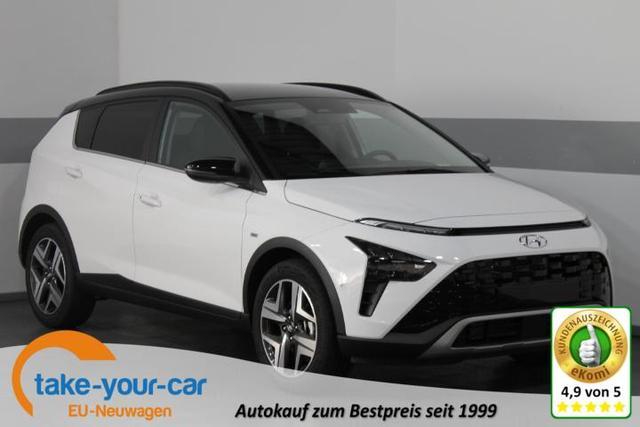 Hyundai BAYON - IMPRESSION NAVI LED BOSE SMART KEY SHZ Vorlauffahrzeug