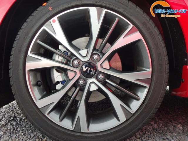 Kia Picanto GT Line 1,0 T-GDi 74kW 5 Sitzer Pano 2021