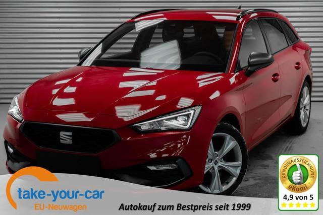 Seat Leon Sportstourer ST 1,5 eTSI DSG FR - LAGER