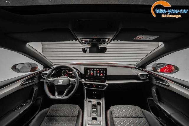 Seat Leon 1,5 eTSI DSG FR - LAGER