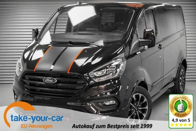 Ford Transit Custom - Kombi 320 L1H1 Sport - LAGER Vorlauffahrzeug