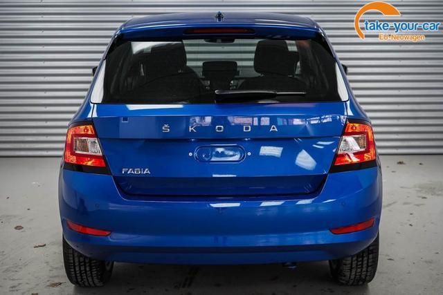 Skoda Fabia 1,0 TSI DSG Ambition Plus - LAGER