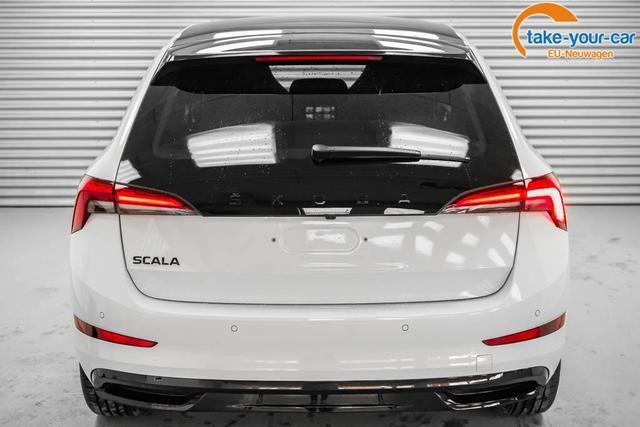 Skoda Scala 1,5 TSI DSG Monte Carlo - LAGER