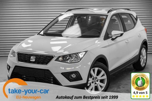 Seat Arona - 1,0 TSI Style - LAGER Vorlauffahrzeug
