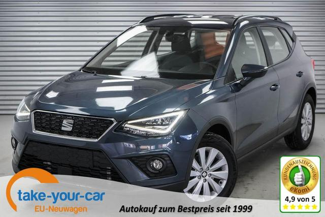 Seat Arona 1,0 TSI DSG Style - LAGER