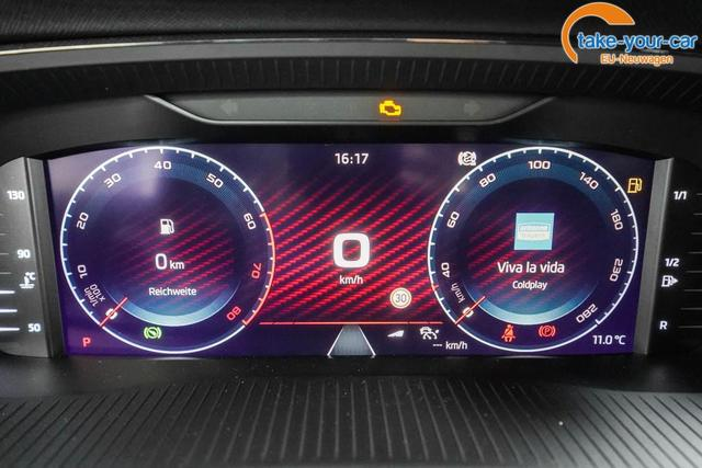 Skoda Octavia Combi Kombi 2,0 TSI DSG RS - LAGER
