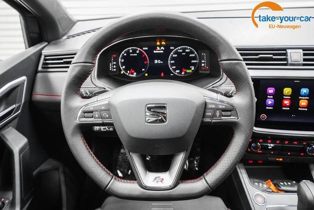 Seat Ibiza 1,5 TSI DSG FR - LAGER
