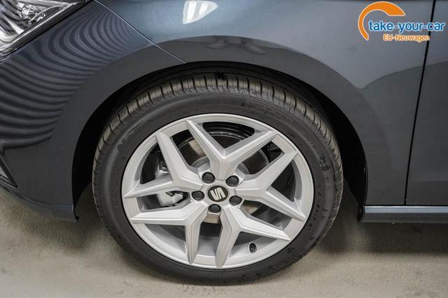 Seat Ibiza 1,0 TSI FR - LAGER