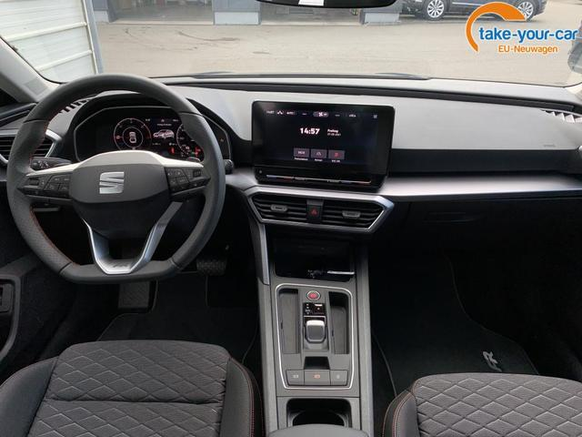 Seat Leon FR 1.4 e-Hybrid DSG