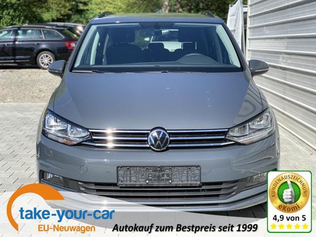 Volkswagen Touran - Comfortline 1.5 TSI DSG  ACC RFK  Vorlauffahrzeug