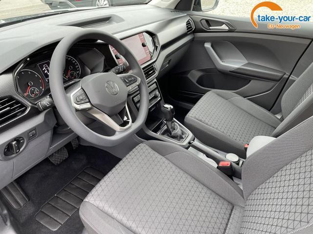 Volkswagen T-Cross Life 1.0TSI DSG *Climatr*Kamera*Winterp