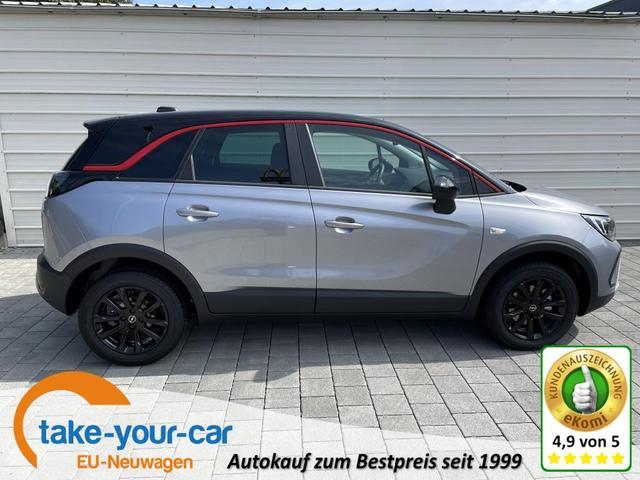 Opel Crossland - GS-Line 1.2 Direct Injection Automatik Vorlauffahrzeug