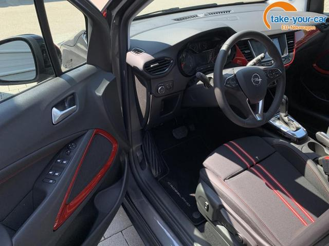 Opel Crossland GS-Line 1.2 Direct Injection Automatik